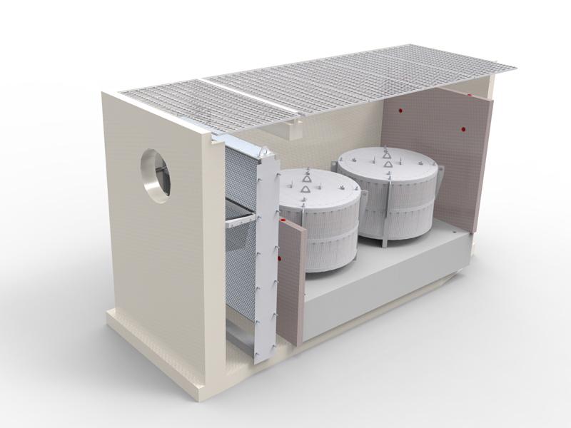 Ecosol Cartridge Filter