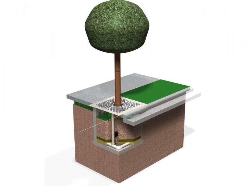 Ecosol Tree Pit
